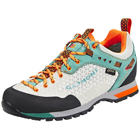 Garmont Dragontail N.Air.G GTX Shoes Women light grey/teal green